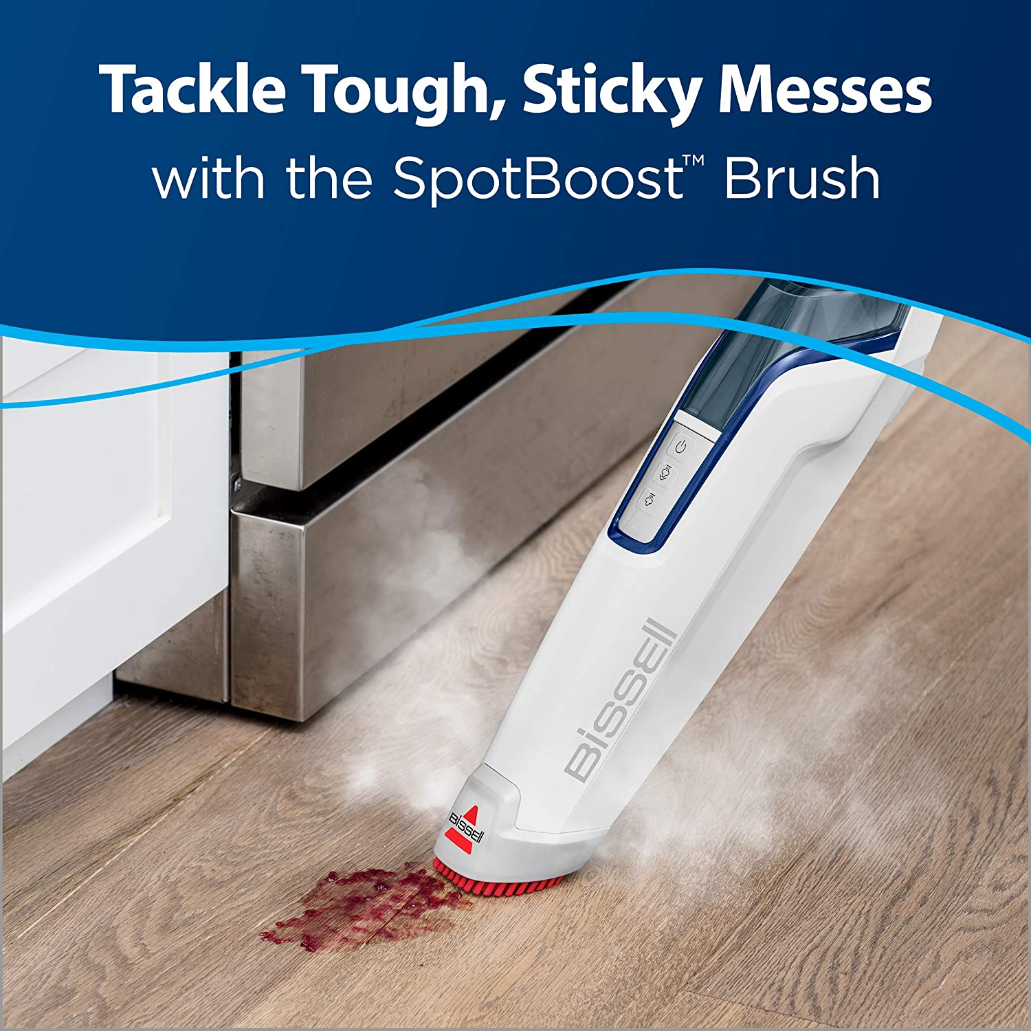Bissell PowerFresh Deluxe Steam Mop Review