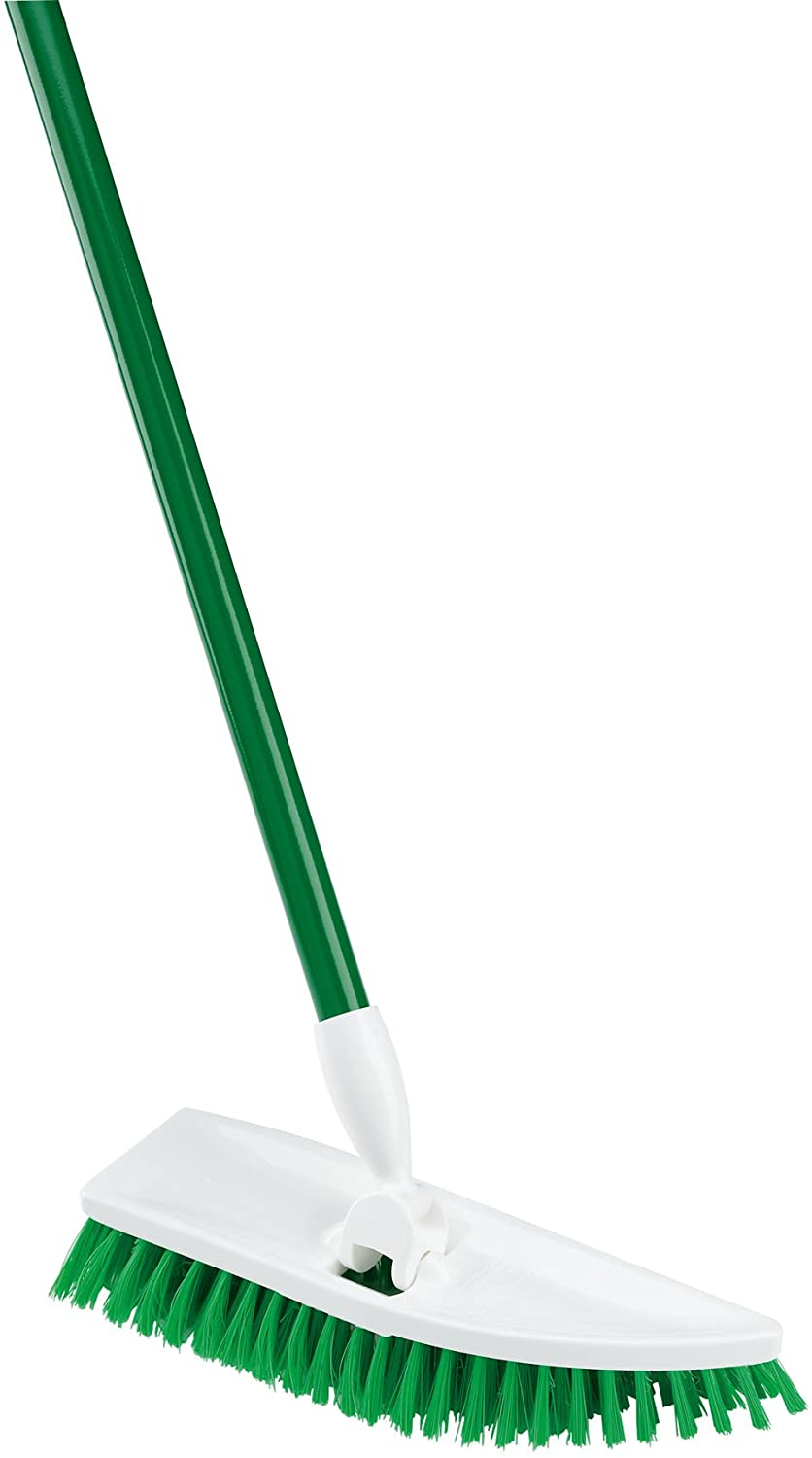 Libman No Knees Floor Scrub Review