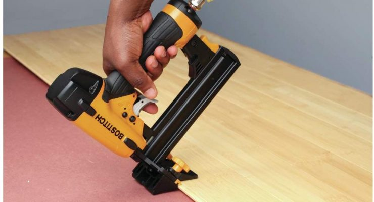 BOSTITCH - Best Engineered Flooring Stapler