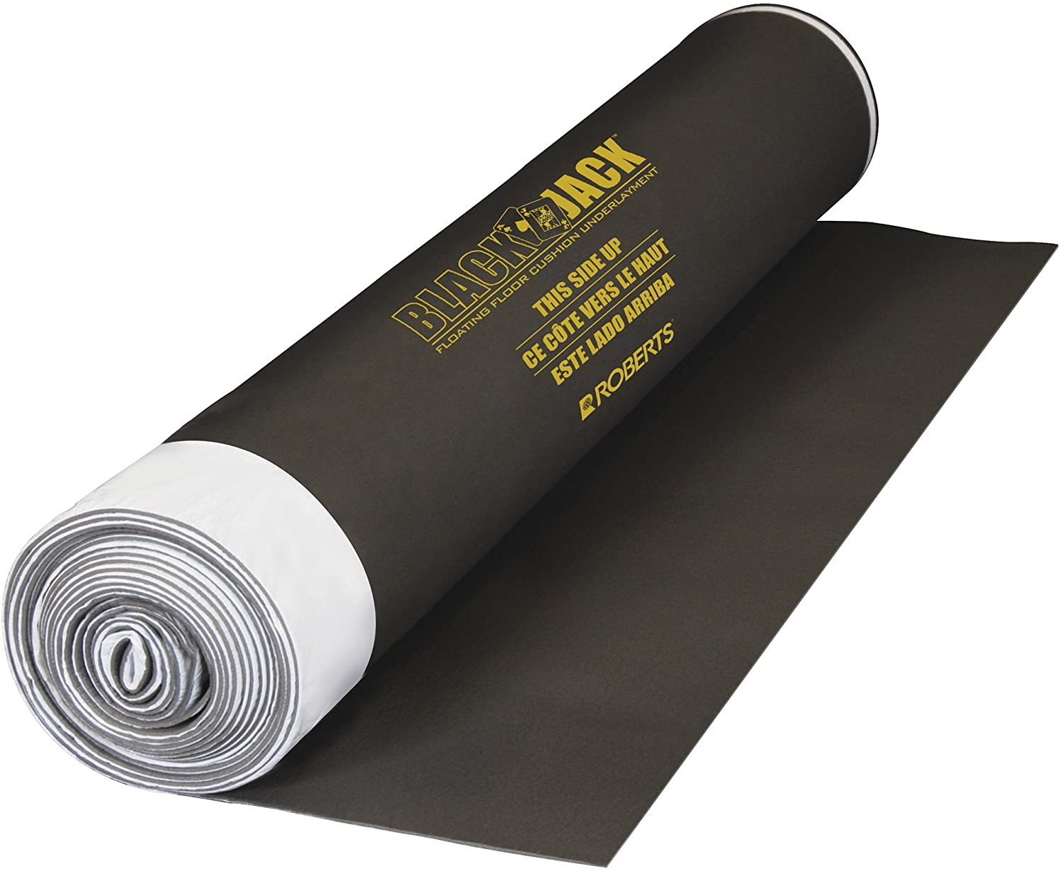 Black Jack 100 sq. Roll of 2-in-1 (3 Pack)