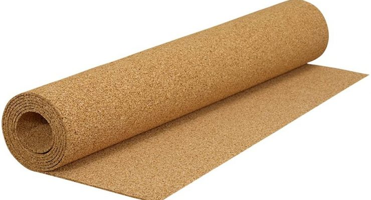 QEP - The best Cork Underlayment