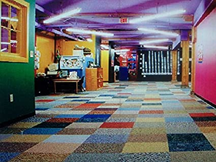 Dean Commercial Carpet Tile