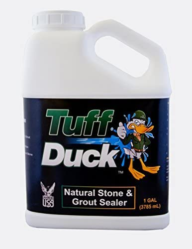 Tuff Duck Grout and Marble Sealer 1 Gallon Stone