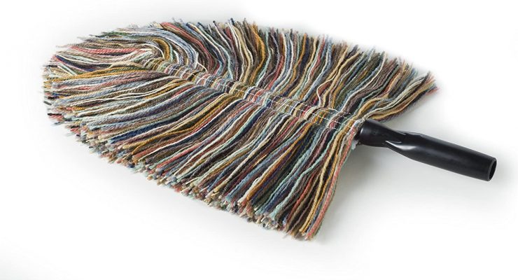 Best Wood Dust Mop