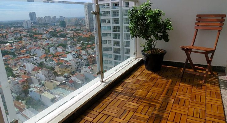 Quick Connect –Best Teak Interlocking Flooring Tiles