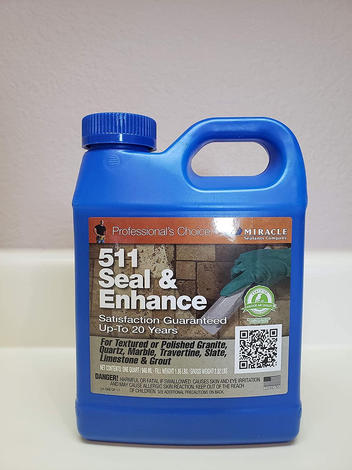 Miracle 511 Seal and Enhancer 1 Quart
