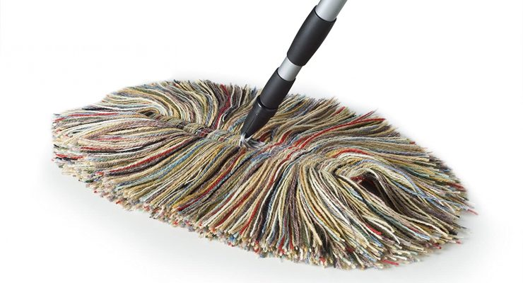 Sladust Wool Dust Mop