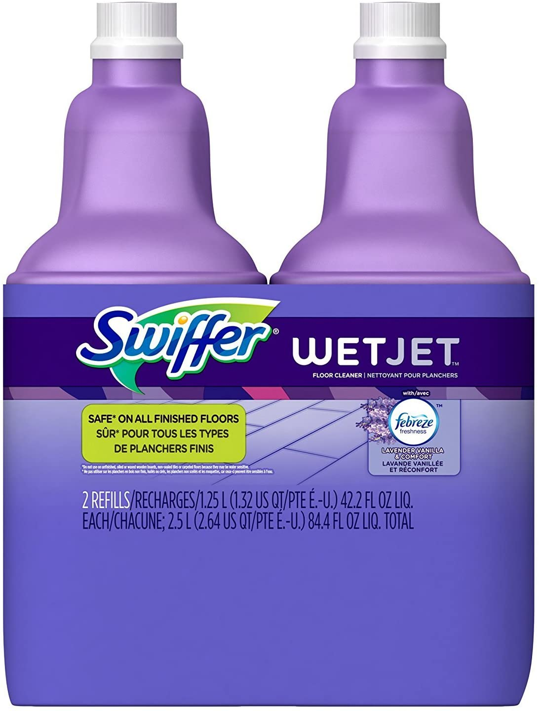 Swiffer WetJet All Purpose Floor Cleaning