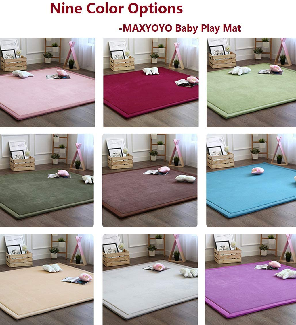 Baby Play Mat for Living Room