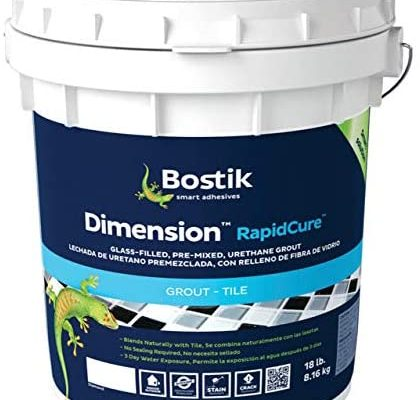 Bostik Dimension StarGlass Grout
