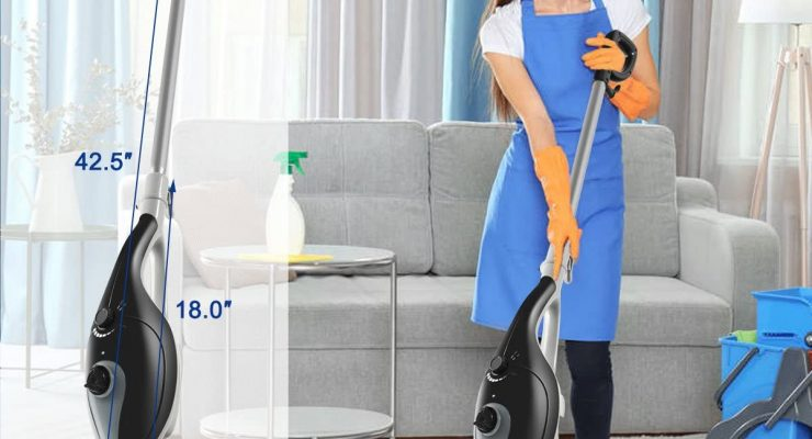 COSTWAY 1300W Multifunctional Steam Mop